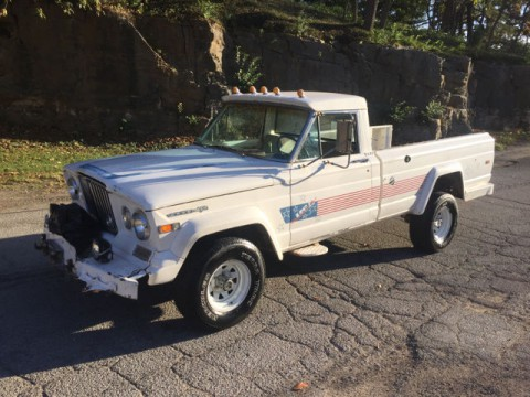 1970 Jeep Gladiator Pickup Custom Cab for sale