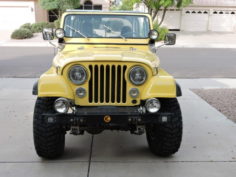 1978 Jeep CJ7 V8,  5.0L for sale