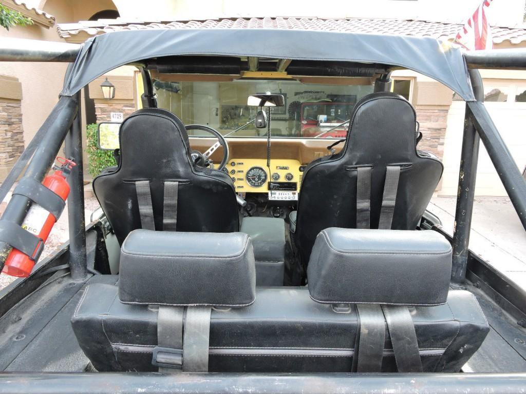 1978 Jeep CJ7 V8,  5.0L
