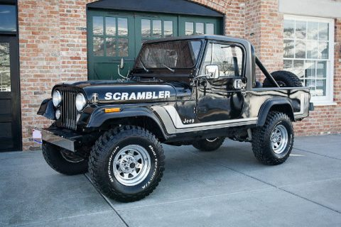 1982 Jeep Scrambler 5.3L LS Conversion for sale
