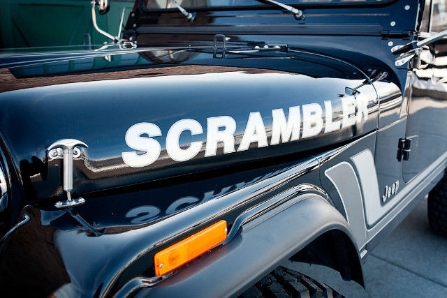 1982 Jeep Scrambler 5.3L LS Conversion