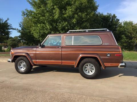 1983 Jeep Cherokee Laredo for sale