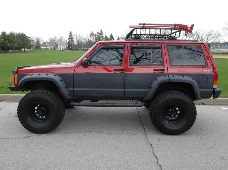 1999 Jeep Cherokee 4BT
