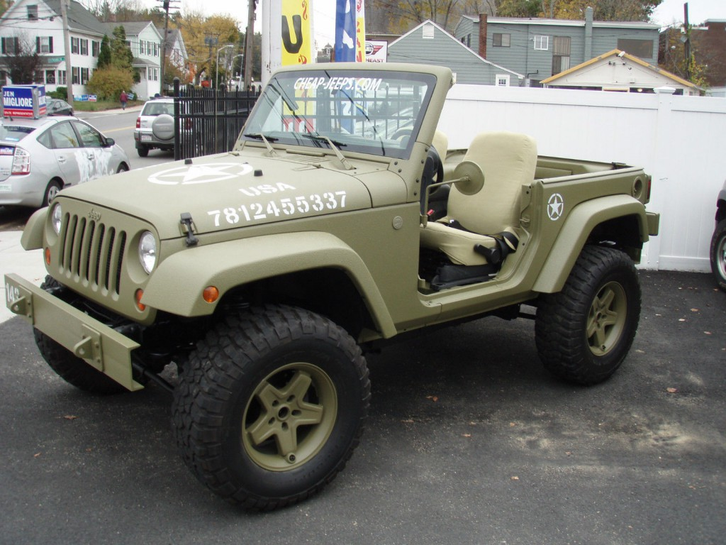 2012 jeep wrangler sport army jeep for sale. Black Bedroom Furniture Sets. Home Design Ideas