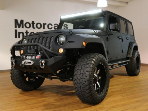 2015 Jeep Wrangler Unlimited Raptor for sale