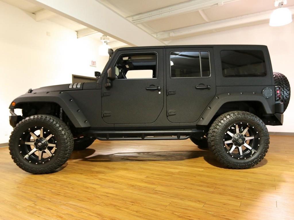 2015 Jeep Wrangler Unlimited Raptor