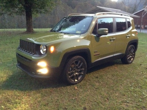2016 Jeep Renegade 75th Anniversary for sale