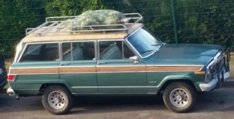 1980 Jeep Wagoneer Oldtimer 4×4 5,9Liter V8 for sale