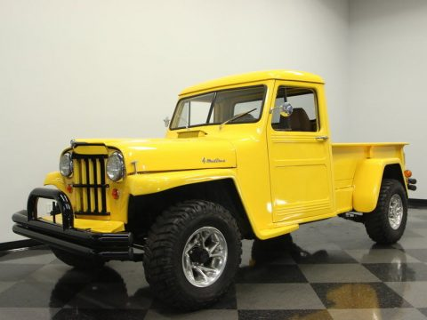 1955 Jeep Willys Pickup for Sale for sale