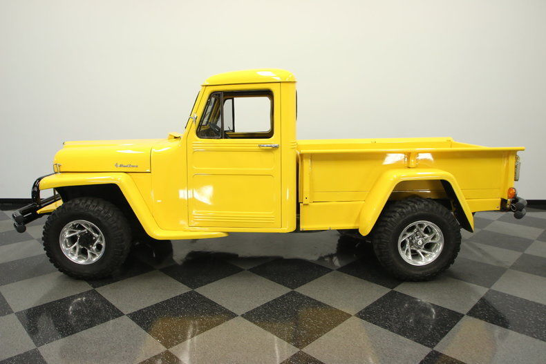 1955 Jeep Willys Pickup for Sale