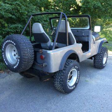 1974 Jeep CJ5 for sale