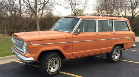 1977 Jeep Wagoneer for sale