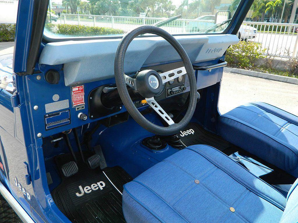 1979 Jeep CJ-7 LEVI'S