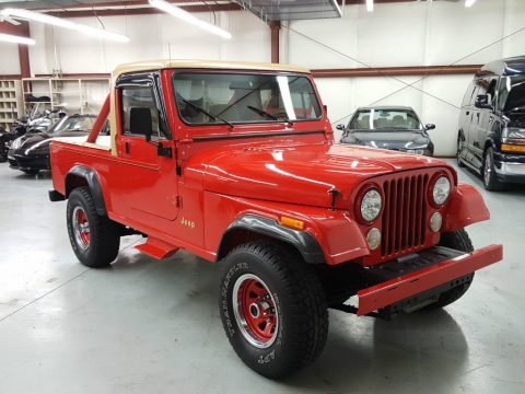 1983 Jeep CJ8 Scrambler frame for sale