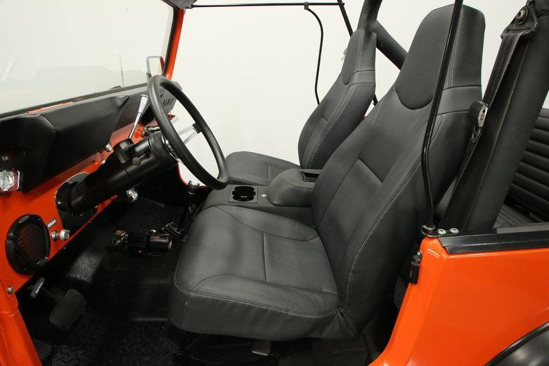 1985 Jeep CJ7 Base Sport Utility 2-Door