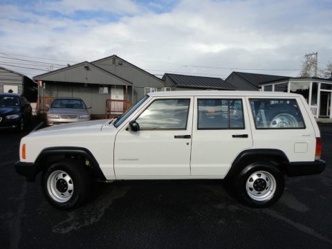 2000 Jeep Cherokee SE 4×4 for sale