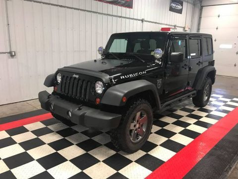2011 Jeep Wrangler Unlimited Rubicon for sale