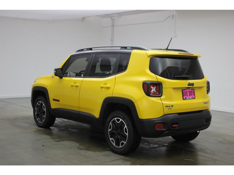 2015 Jeep Renegade Trailhawk 4×4
