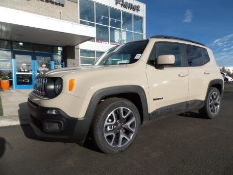2016 Jeep Renegade Latitude 4D Sport  2.4L for sale