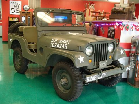 1954 Jeep Willys Military B-38 for sale