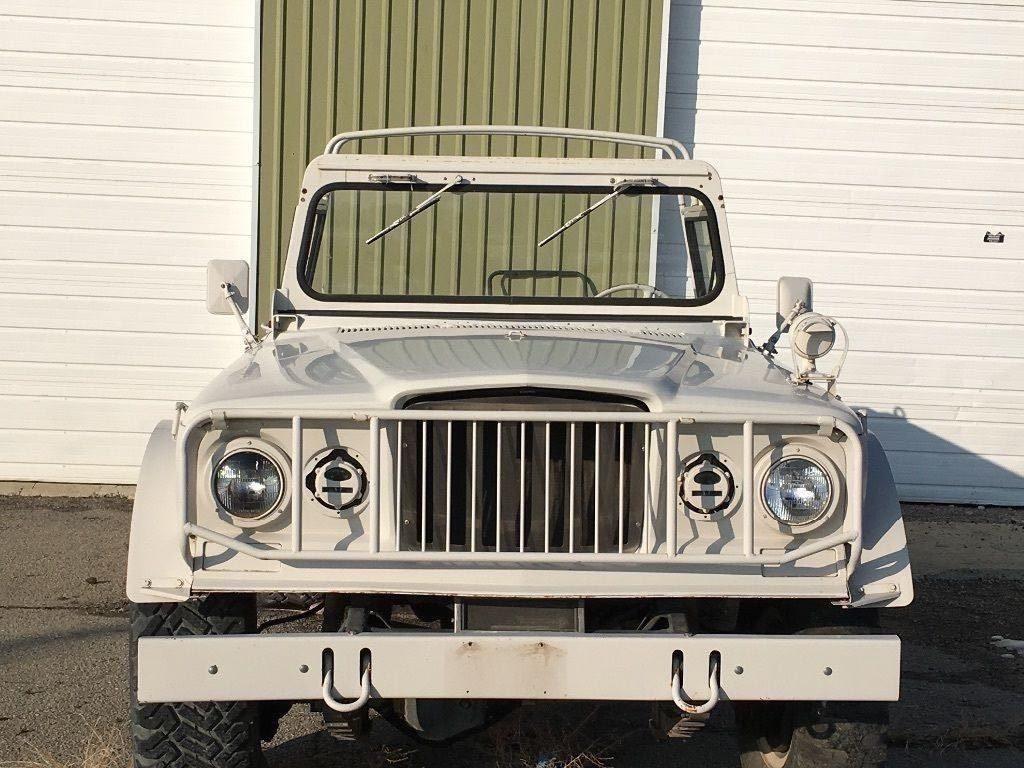 1967 Jeep  Kaiser m715 1 1/4 ton