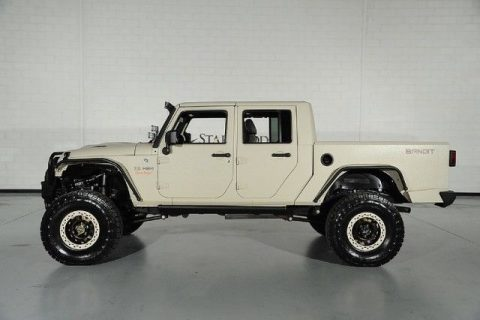 2012 Jeep Wrangler Bandit 7.0 Hemi Supercharged for sale