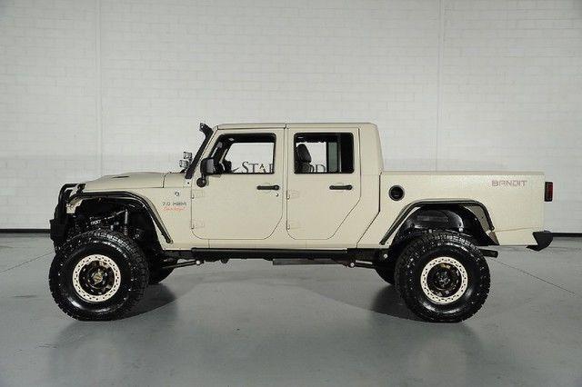 2012 Jeep Wrangler Bandit 7.0 Hemi Supercharged