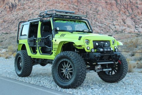 2016 Jeep Wrangler Rubicon KAO SEMA for sale