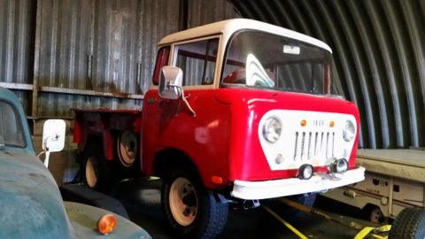 1958 Jeep Willys FC150 for sale
