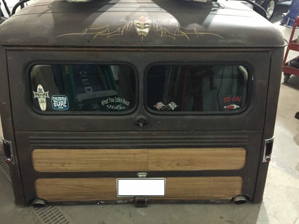 1961 Jeep Willys Wagon Woody
