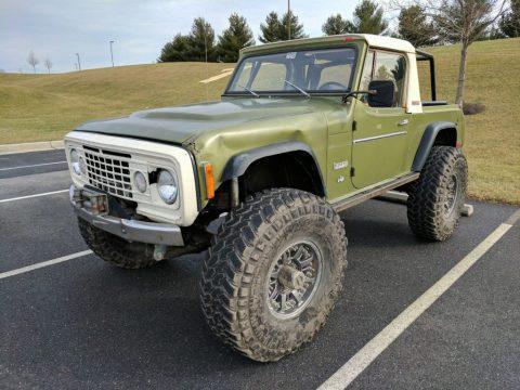 1972 Jeep Commando rock crawler – V8 for sale