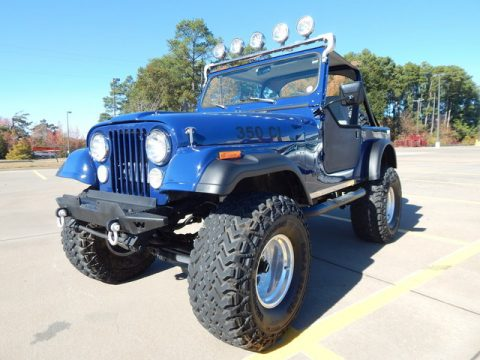 1982 Jeep CJ7 4284 Miles for sale