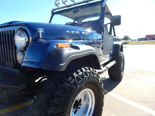 1982 Jeep CJ7 4284 Miles