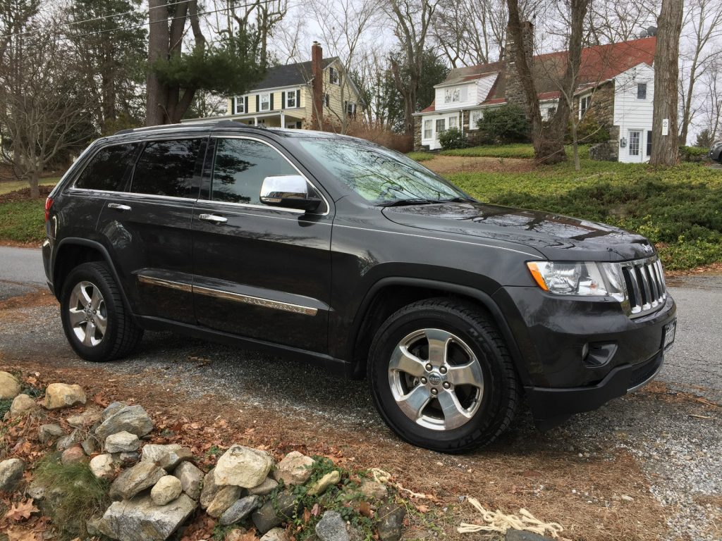 2011 Jeep Grand Cherokee Limited Sport for sale