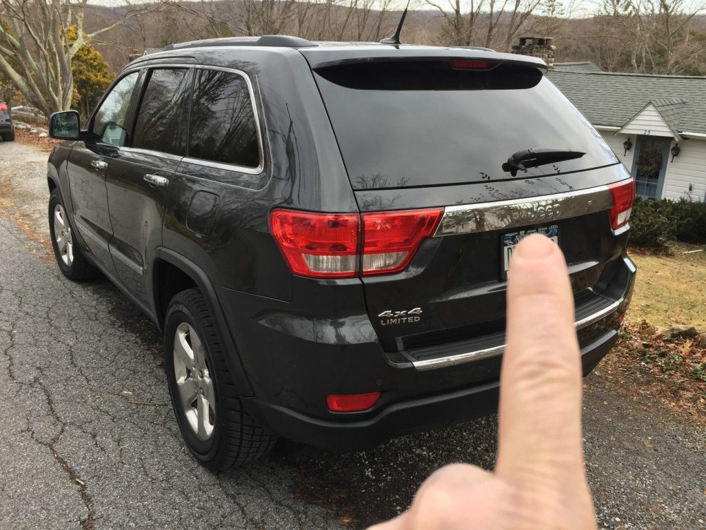 2011 Jeep Grand Cherokee Limited Sport