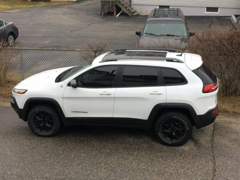 2015 Jeep Cherokee Trailhawk 4×4 for sale