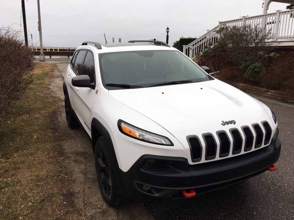 2015 jeep cherokee trailhawk 4 4 for sale. Black Bedroom Furniture Sets. Home Design Ideas