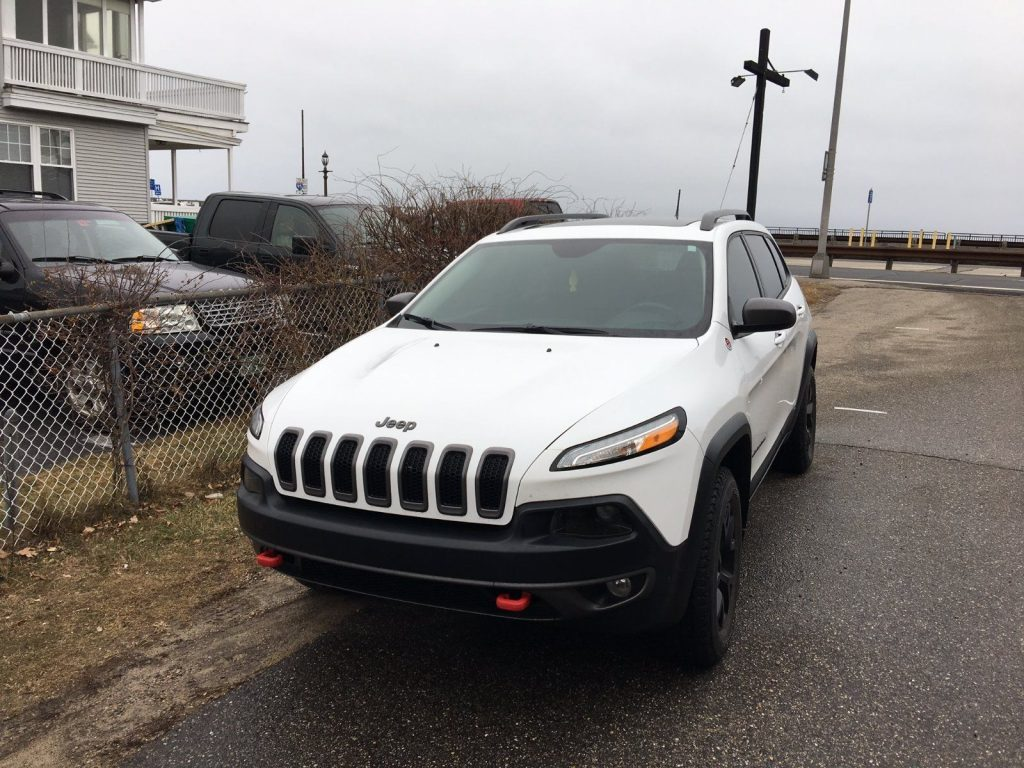2015 Jeep Cherokee Trailhawk 4×4