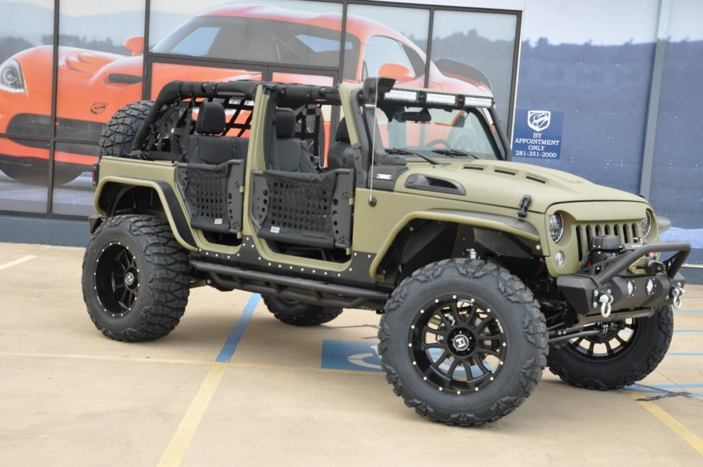 Yj Jeep Wrangler For Sale >> 2017 Jeep Wrangler Unlimited Sport for sale