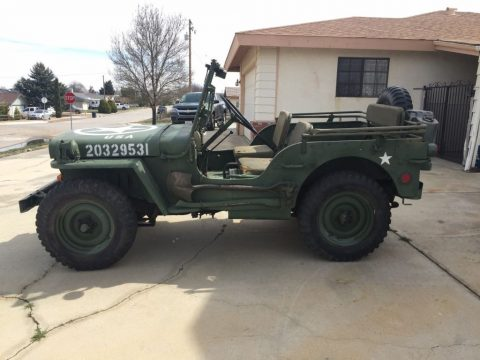 1942 Willys for sale