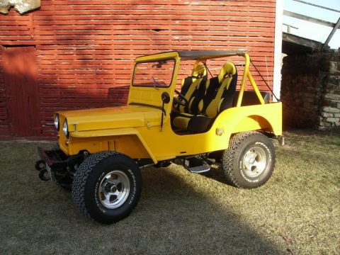 1947 Willys Jeep CJ2A for sale