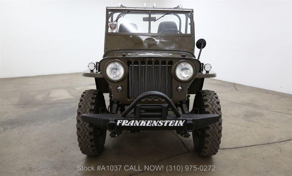 1948 Jeep Willys CJ2A 4×4