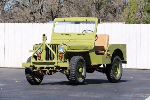 1951 Willys Jeep for sale
