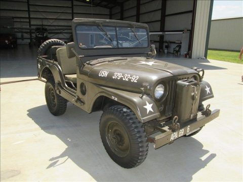1954 Jeep Willys Jeep M38A1 for sale