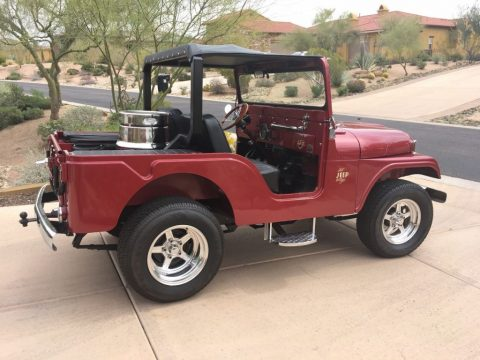 1963 Willys Jeep CJ-5 for sale
