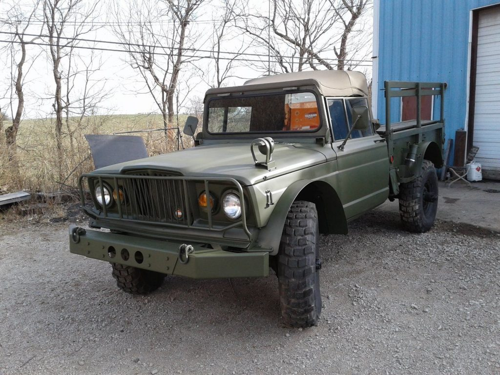 1967 Jeep Military M715