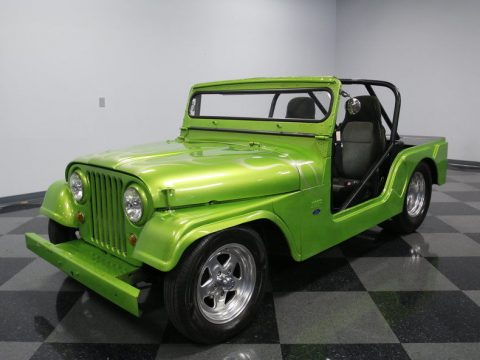 1969 Jeep CJ5 V8 for sale