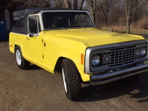 1972 Jeep Jeepster Commando for sale