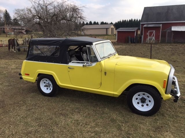 1972 Jeep Jeepster Commando