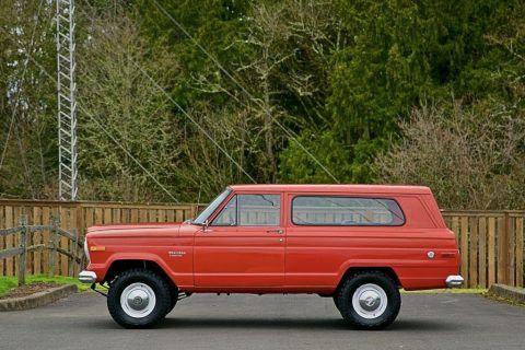 1974 Jeep Cherokee Wagoneer for sale